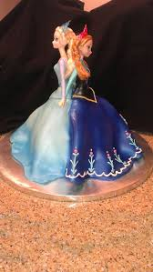 25 best ideas about Anna frozen cake on Pinterest Frozen themed.