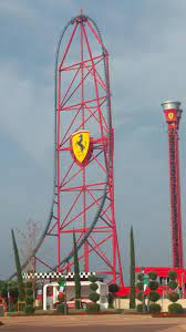Not A Big Ferrari Land Fan But Red Force Is Out Of This World Rollercoasters