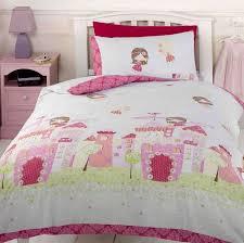 Fairy Castle Junior Duvet Set. & Fairy Castle Toddler Duvet Set ... Adamdwight.com