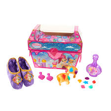 Nickelodeon 39510 Shimmer And Shine Dress Up Trunk