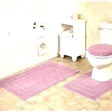 pink bathroom rugs sets bath target with hot rug plus light set pink bathroom rugs