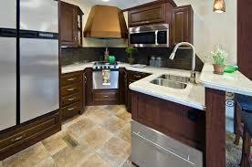 Raised Kitchen Floor Evergreen Rv Introduces Rear Kitchen Bay Hill Fifth Wheel Vogel