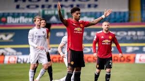 Rashford's touch and fernandes's calm help manchester united sink granada. Premier League Result Manchester United Draw At Leeds United Overshadowed By Anti Glazer Protests Eurosport