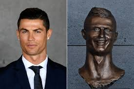 50 best goals ever🔔turn notifications on and you will never miss a video again stay updated!👇👍facebook: Cristiano Ronaldo Poses With Questionable Bronze Statue Time