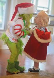 the grinch baby costume. Brilliant Baby Sibling Halloween Costumes Dress Up Little Sisters Grinch And Cindy Lou  Who Toddler In The Baby Costume S