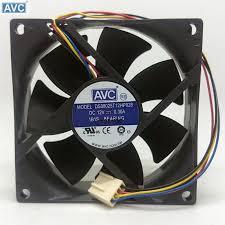 online get cheap cpu fan wiring aliexpress com alibaba group Cooler Master Cpu Fan 4 Wire Wiring original ds08025t12hp028 avc 8025 0 3a 12v cooling fan 4 wire pwm cpu fan (china CPU Fan Heatsink with Clips