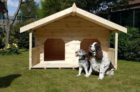 double dog house plans. Double Dog Kennel Luxury Summerhouse For 2 Large Dogs Plans . House