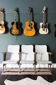 guitar wall decor awesome progress report jeremy s studio
