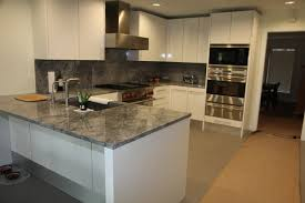 Super White Kitchen Modern Kitchen Dallas by The Granite Shop