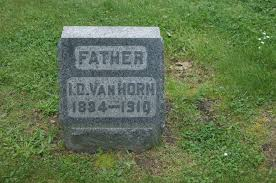 Isaac D. VanHorn (1834-1910) - Find A Grave Memorial