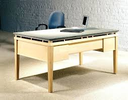 executive office desk accessories executive wood desk contemporary stone top desk with maple wood granite or