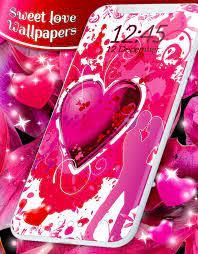 Sweet Love Live Wallpaper für Android ...
