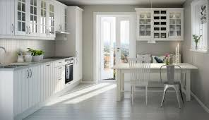 Perfect Image Of: Kitchen Cabinets With Glass Doors Modern