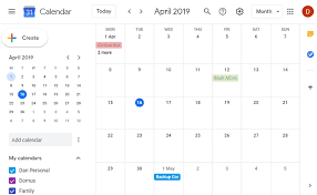 The Best Free Online Calendars 7 Options Compared
