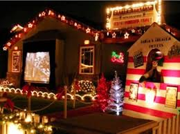Christmas Decorations With Candy Canes How To Make Outdoor Candy Cane Decorations Lighted Outdoor Candy 74