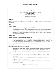 Converting cv to resume science