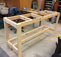 Plans To Build Garage Workbench Stunning Images Inspirations Happy Free Plans Building Wood Workbench