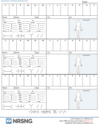 Med Sheets Printables How To Survive Nursing School 15 Must Have Tools For Nursing Clinicals