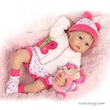 NPK Reborn Baby 55cm 22 Real Life Baby Dolls Soft Silicone Vinyl ...