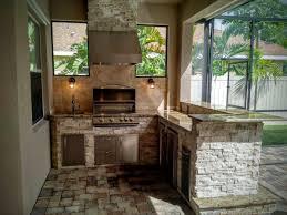outdoor kitchens florida stone granite 2
