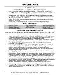 Entry Level Financial Analyst Resume No Experience Template