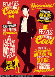 Doctor Who Quotes Extraordinary Eleventh Doctor Quotes From Once Upon A Tee Day Of The Shirt