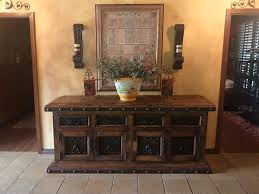 custom spanish style furniture. Custom Made For This Wall Space, The Small Buffet Antigua Has Perfect Spanish Touches To Complement Home. Style Furniture L
