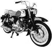 honda c77 cyclechaos ca77 dream touring 305 early
