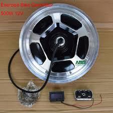 500w 12v 24v 48v 220v rare earth brushless permanent magnet ac generator with groove for diy stationary excercise bike