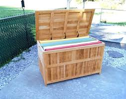 patio storage seat outdoor furniture cushion storage bench cushion boxes outdoor furniture outside storage wooden garden