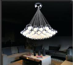 brilliant glass chandelier modern get bubble pendant shades creative of popular c