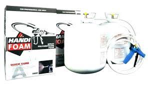 spray foam insulation kits beautiful install