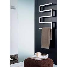 towel warmer rack. Hydronic Towel Warmer - Scirocco Snake Rectangular Heated Bar 50 Rack O