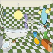 cartoon bathroom sink and mirror. Bathroom Sink Mirror » Really Encourage Royalty Free Clip Art Architecture Clipart Cartoon And