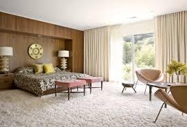 Mid Century Modern Bedroom Sets Mid Century Modern Bedroom Set Dark Brown Hickory Wood Table Top