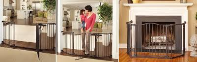 best baby gates to protect your kids wide baby gates for stairs