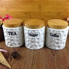 ceramic kitchen canister set
