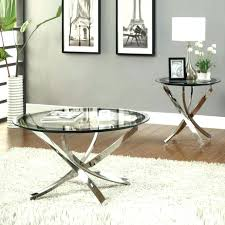 sidetables round gl top side table circle coffee tables