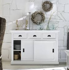 white painted furnitureFlorence White Painted Mahogany Dining Furniture Buffet with