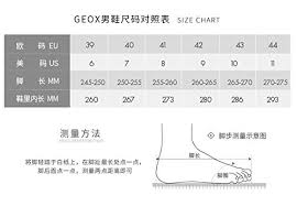 Geox Baby Size Chart Wilmer Mens Sports Shoes Grey Amazon Co Uk Shoes Bags