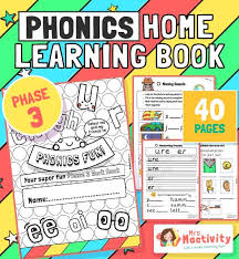 Phase 3 introduces children to the remaining, more difficult and/or less commonly used phonemes. Phase 3 Phonics Mrs Mactivity