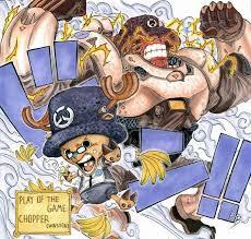 When <b>One Piece Meets</b> Overwatch In Fan Art | One piece crossover ...