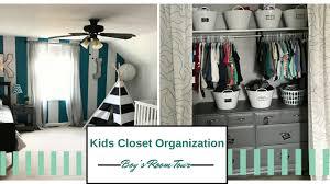 kids closet. KIDS CLOSET ORGANIZATION | DDOLLAR TREE BINS ROOM TOUR Kids Closet