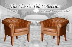 chesterfield tub chairs