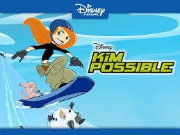 KIM POSSIBLE (2000-2007)