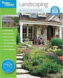 Small Picture Amazoncom Better Homes and Gardens Landscaping and Deck Designer