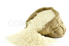 bag of white rice. Plain Bag Rice In Gunny Bag With White Isolate Background  Stock Photo Colourbox Inside Bag Of White W