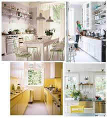 Fun Kitchen Dark Floors Light Walls Sweet