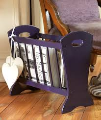 Purple Magazine Holder Purple Magazine Rack Rustoleum Spray Paint 29