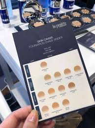 La Prairie Foundation Color Chart This Cushion Foundation Can Give You Fresh Glassy Skin